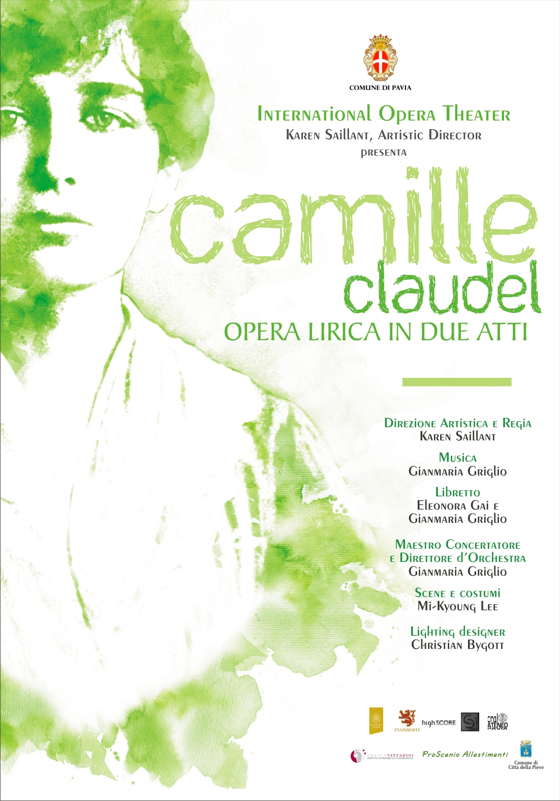 Camille Claudel poster