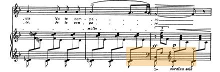 Seguidilla murciana - example 2