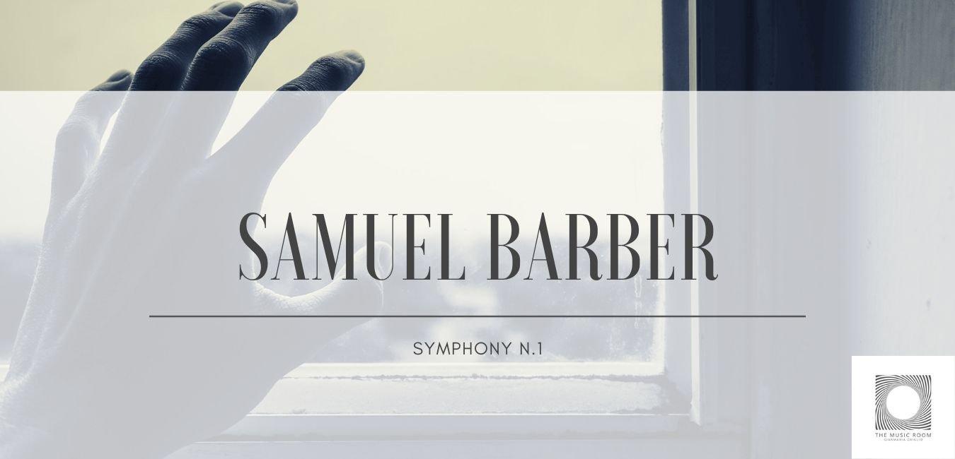 Samuel Barber - Symphony n.1