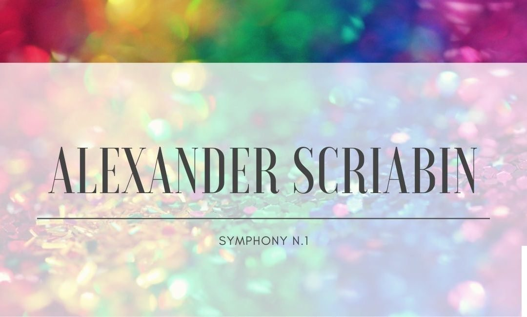 Alexander Scriabin: Symphony n.1