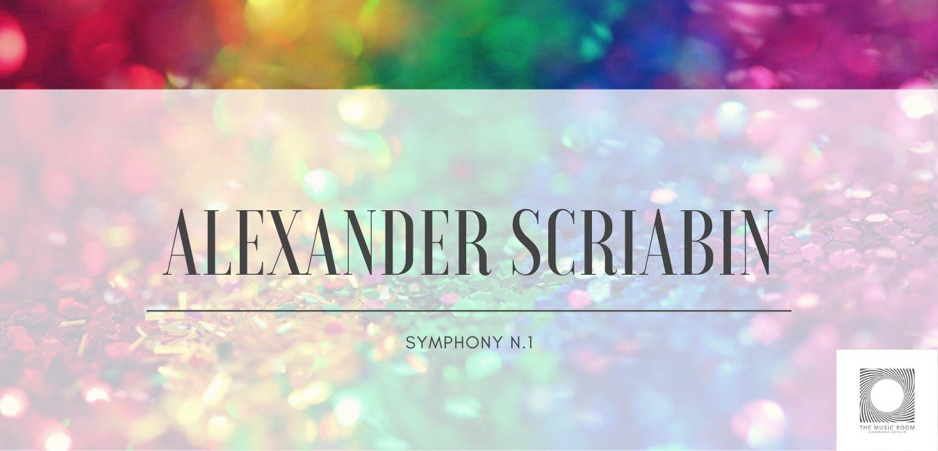 Alexander Scriabin - Symphony n.1