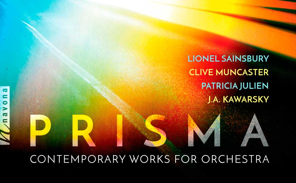 Prisma – Contemporary works for orchestra (review)