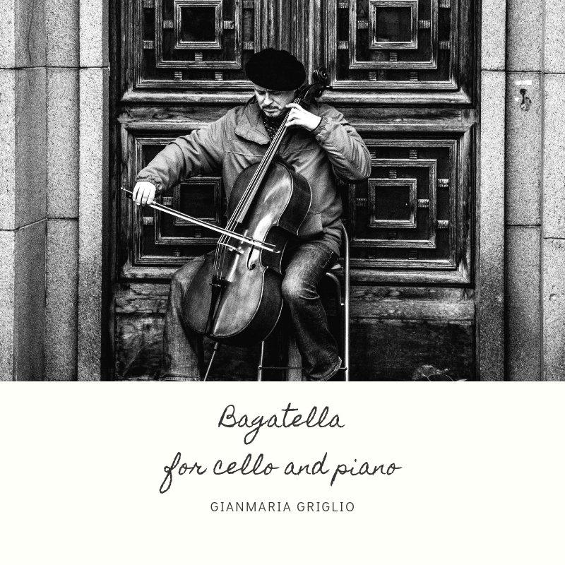 Bagatella for cello and piano [audio]