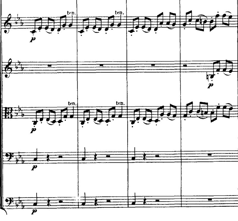 Beethoven: Coriolan Ouverture ex 2