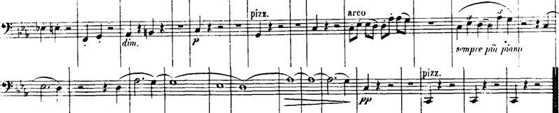 Beethoven: Coriolan Ouverture ex 9