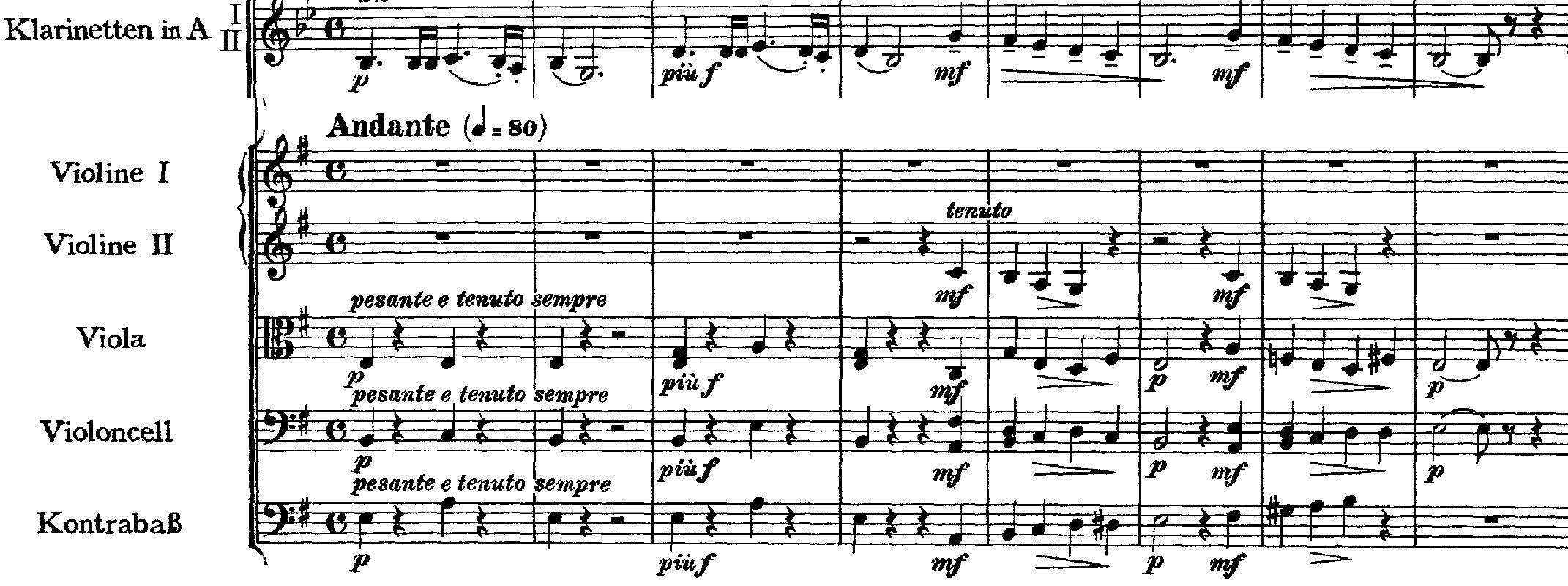 Tchaikovsky Symphony 5 mov.1 - ex.1