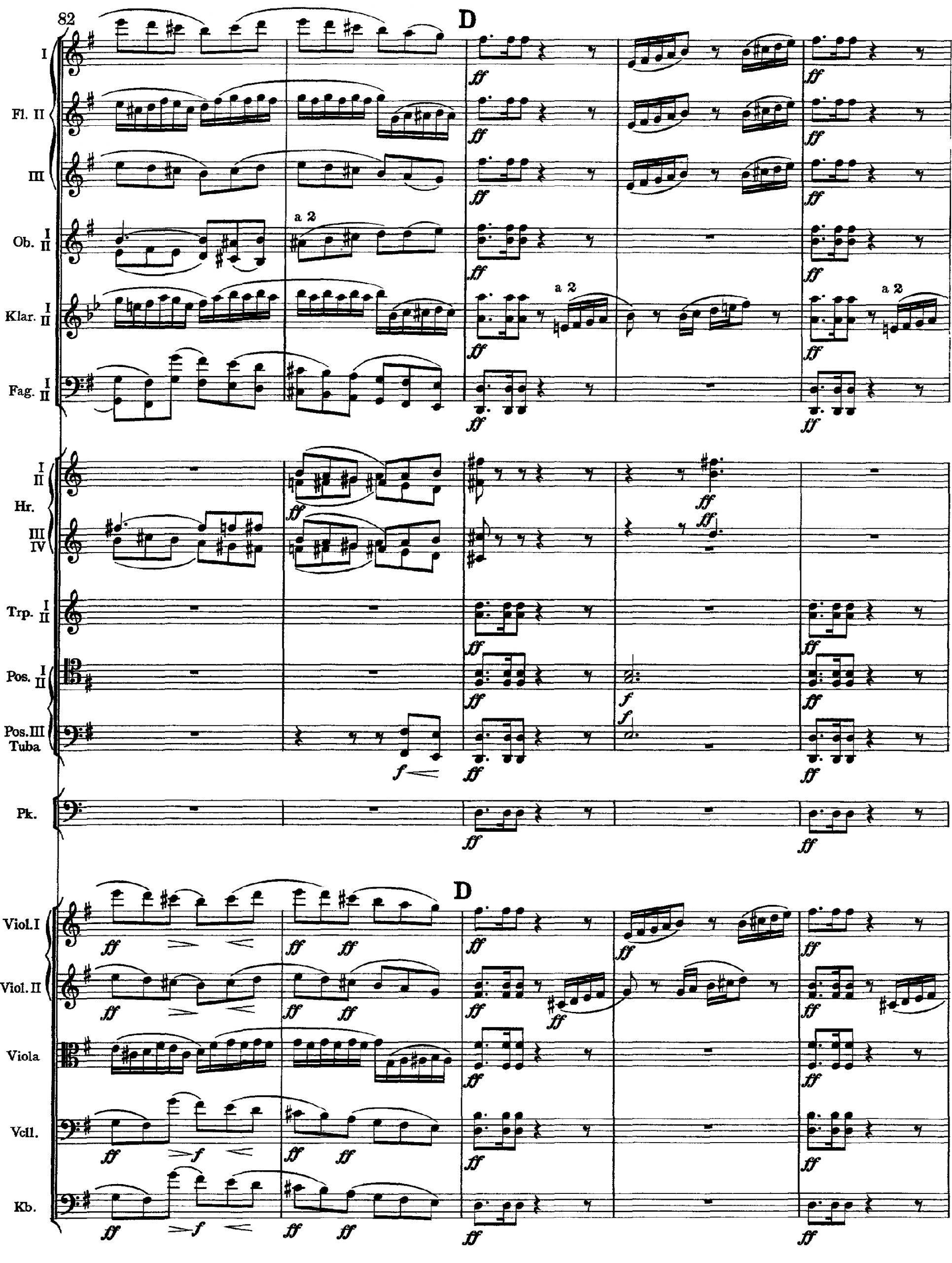 Tchaikovsky Symphony 5 mov.1 - ex.5