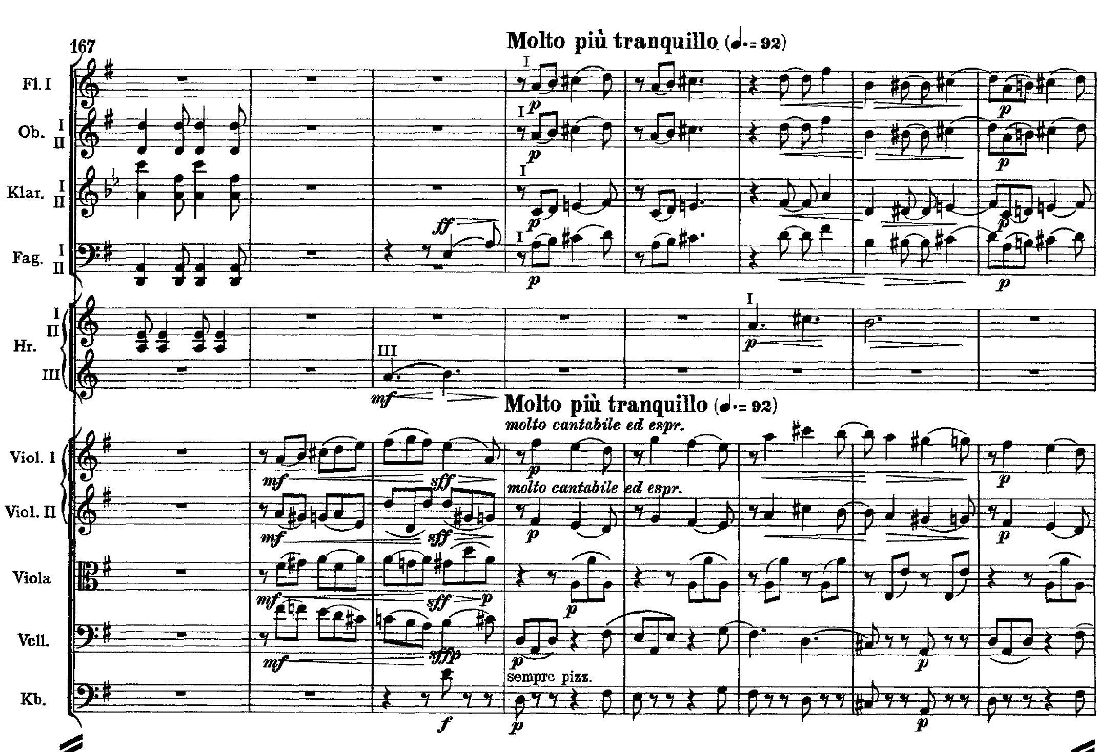 Tchaikovsky Symphony 5 mov.1 - ex.6