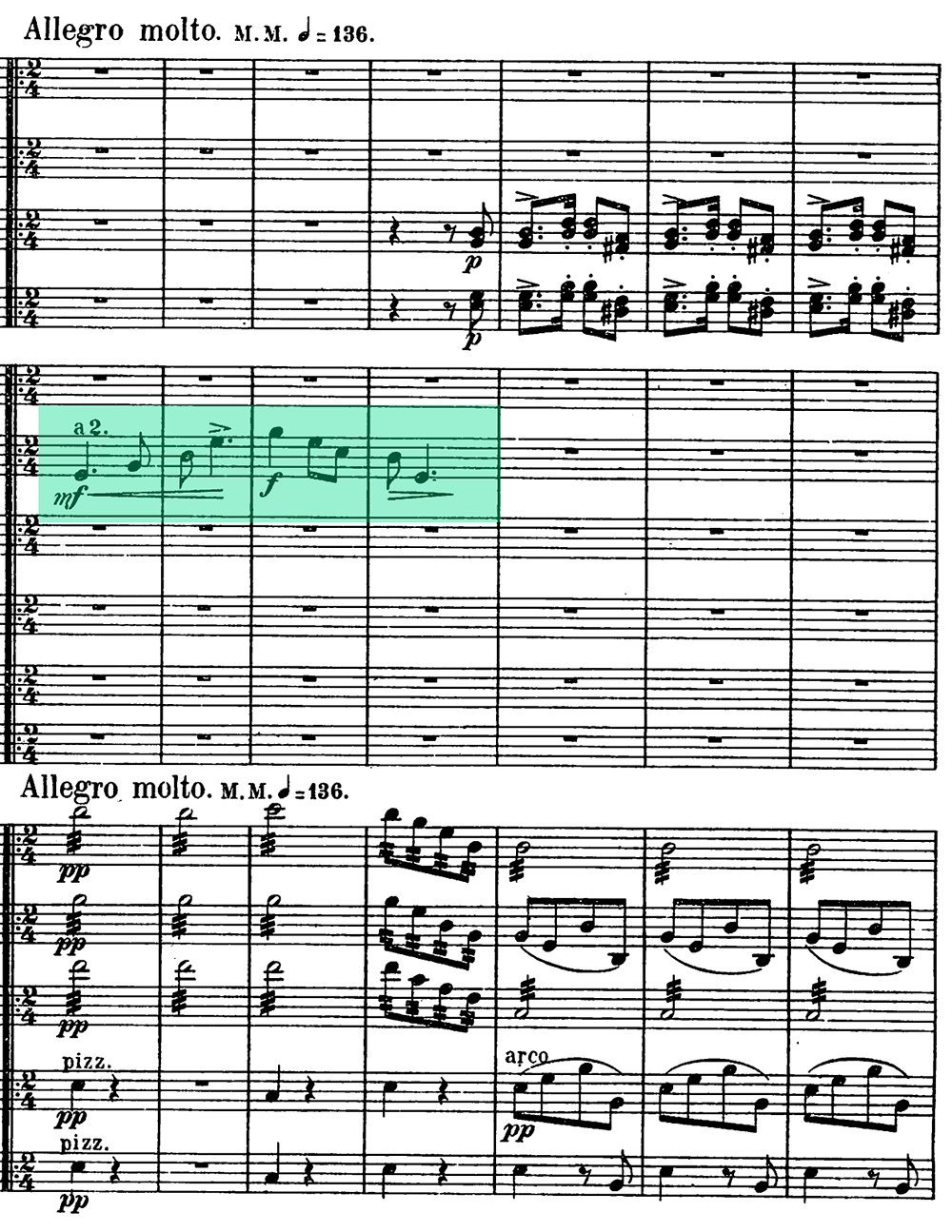 Dvorak: Symphony n.9 movement 1 - ex-8
