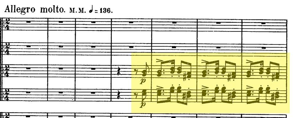 Dvorak: Symphony n.9 movement 1 - ex-9