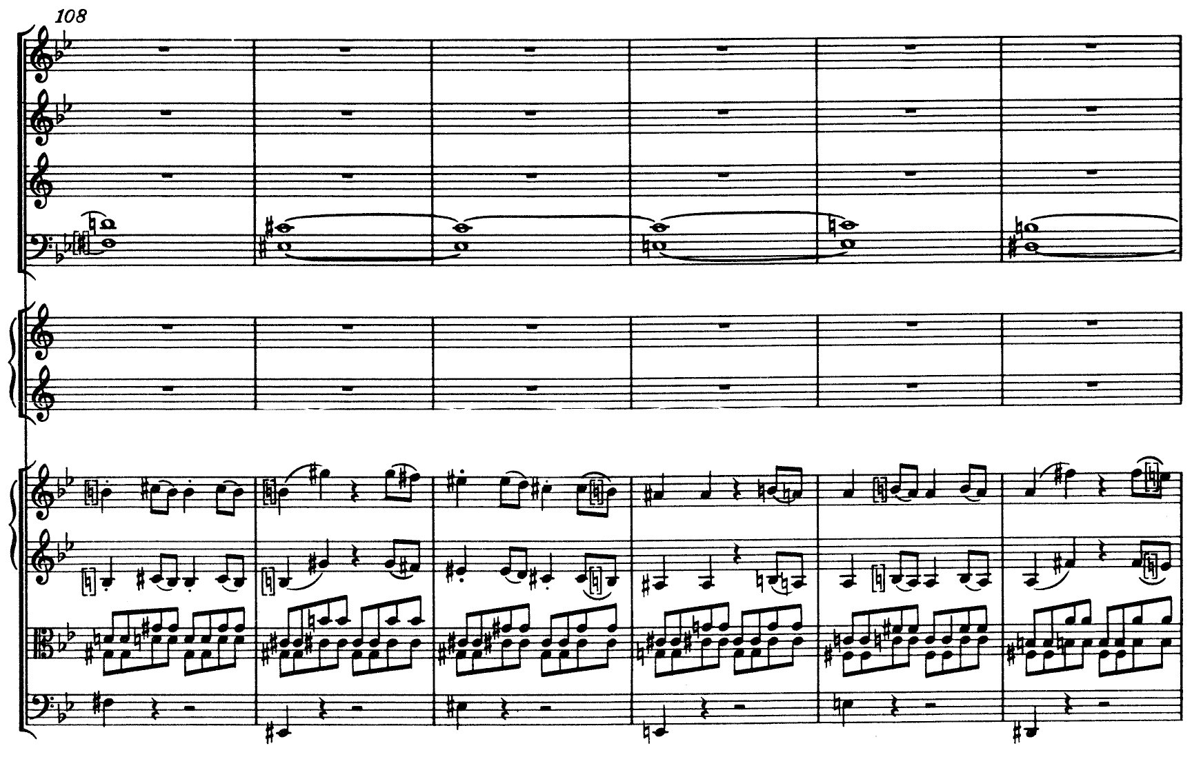Mozart Symphony n.40 K550 - ex-8