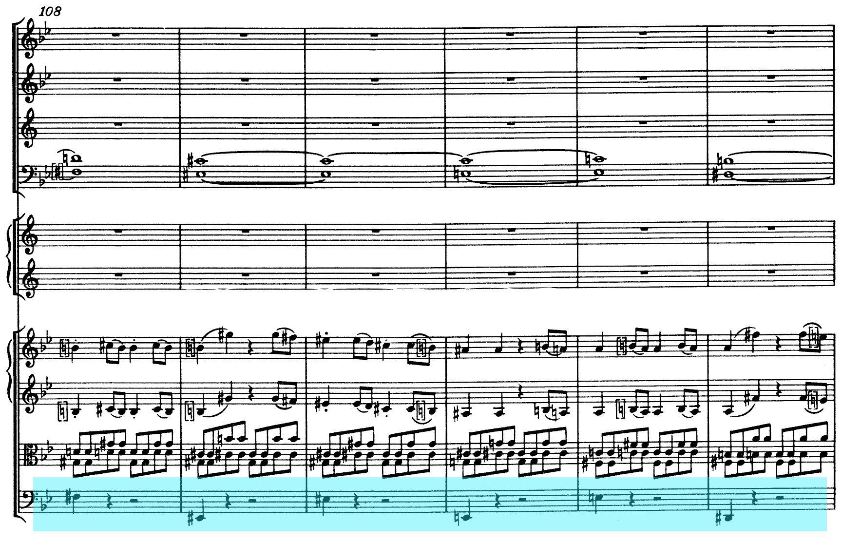 Mozart Symphony n.40 K550 - ex-9