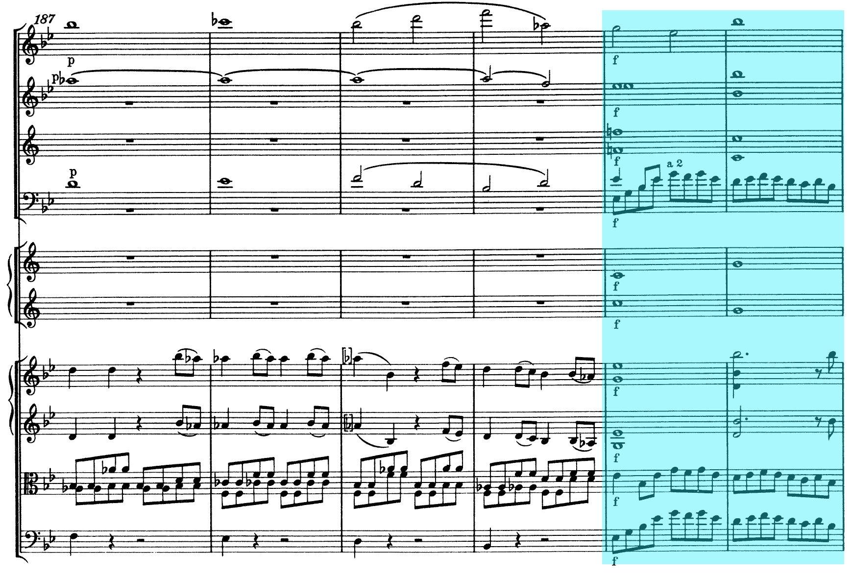 Mozart Symphony n.40 K550 - ex-12