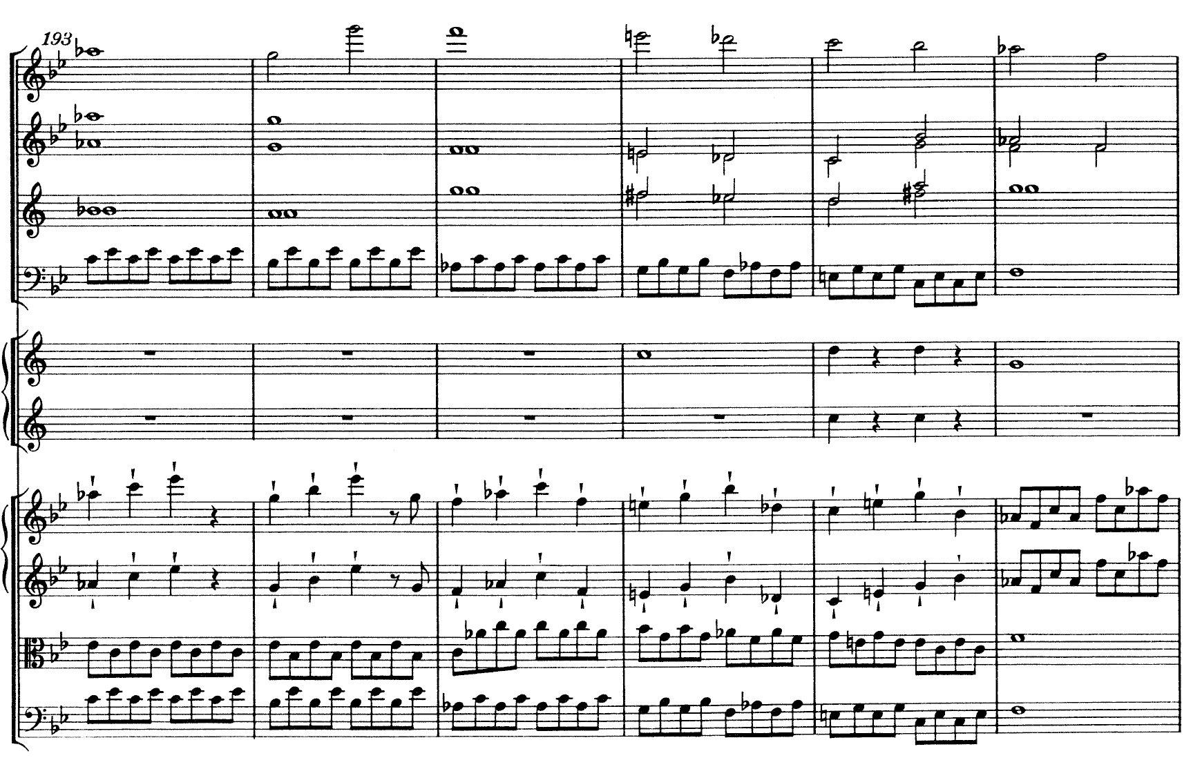 Mozart Symphony n.40 K550 - ex-13