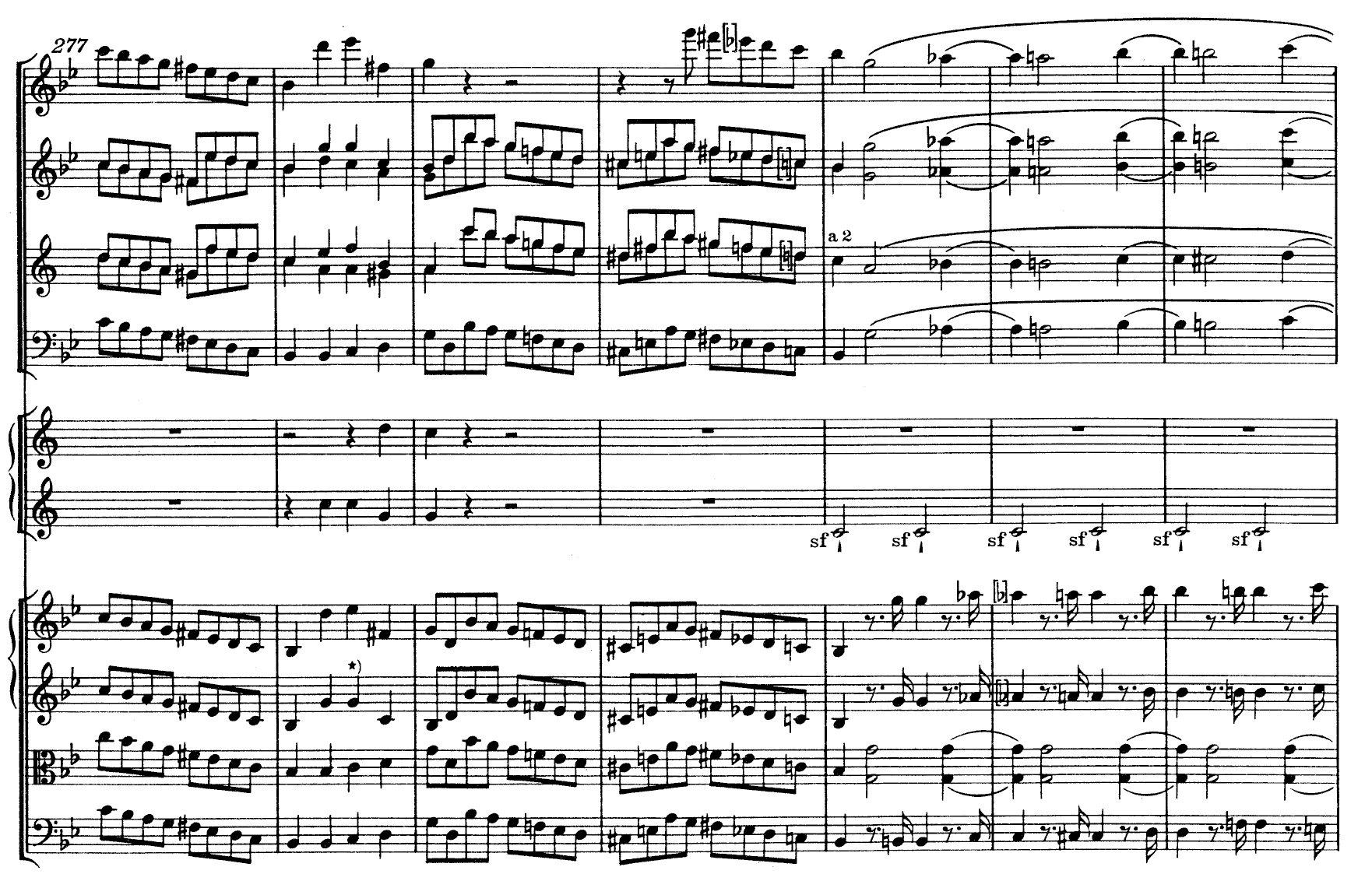 Mozart Symphony n.40 K550 - ex-16