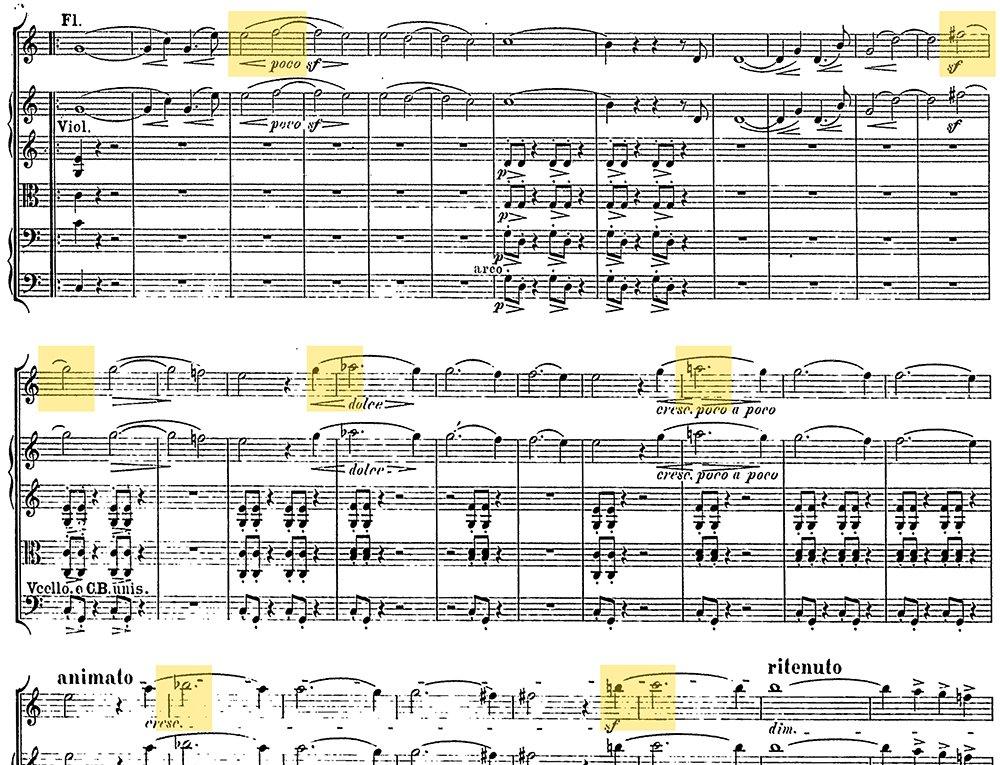Berlioz Symphonie Fantastique analysis mov 1 ex 15