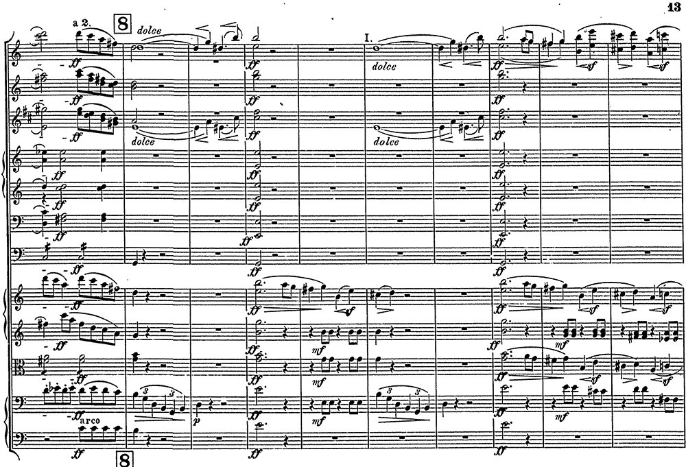 Berlioz Symphonie Fantastique analysis mov 1 ex 20