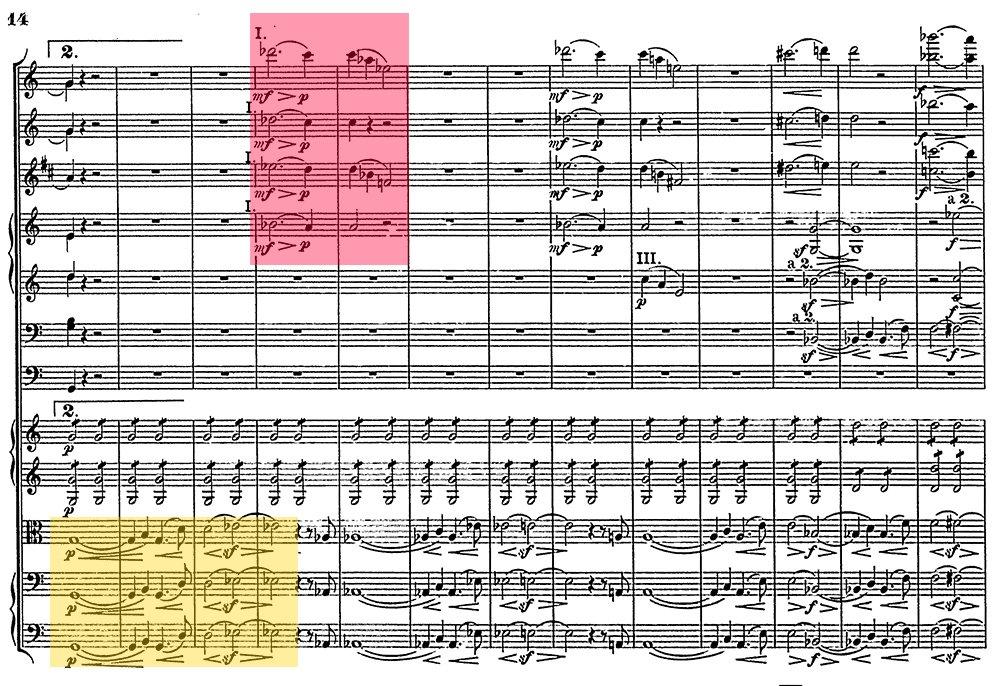 Berlioz Symphonie Fantastique analysis mov 1 ex 21
