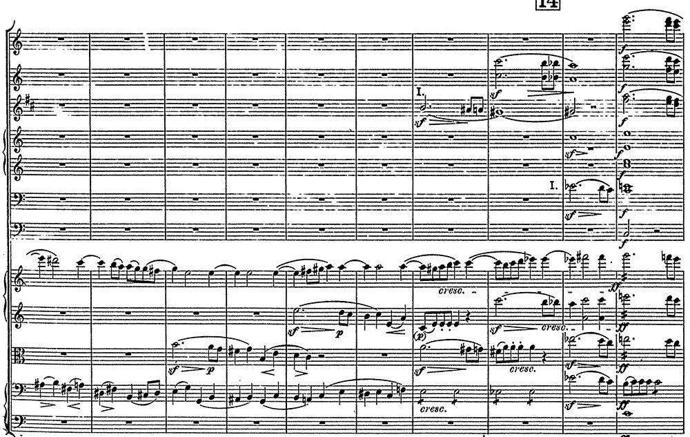 Berlioz Symphonie Fantastique analysis mov 1 ex 26