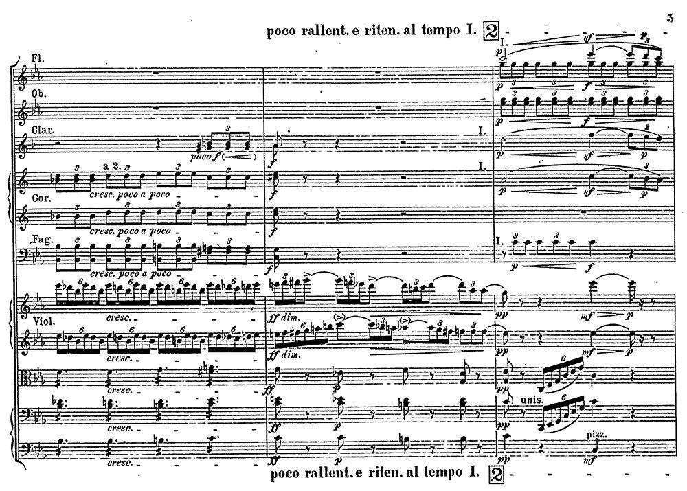 Berlioz Symphonie Fantastique analysis mov 1 ex 6