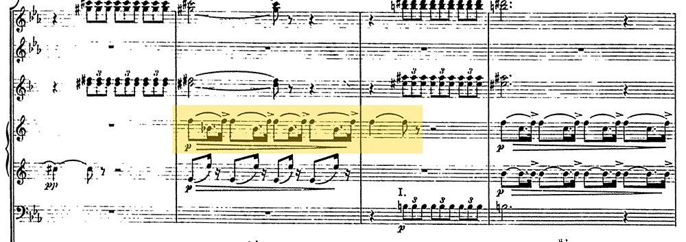 Berlioz Symphonie Fantastique analysis mov 1 ex 9