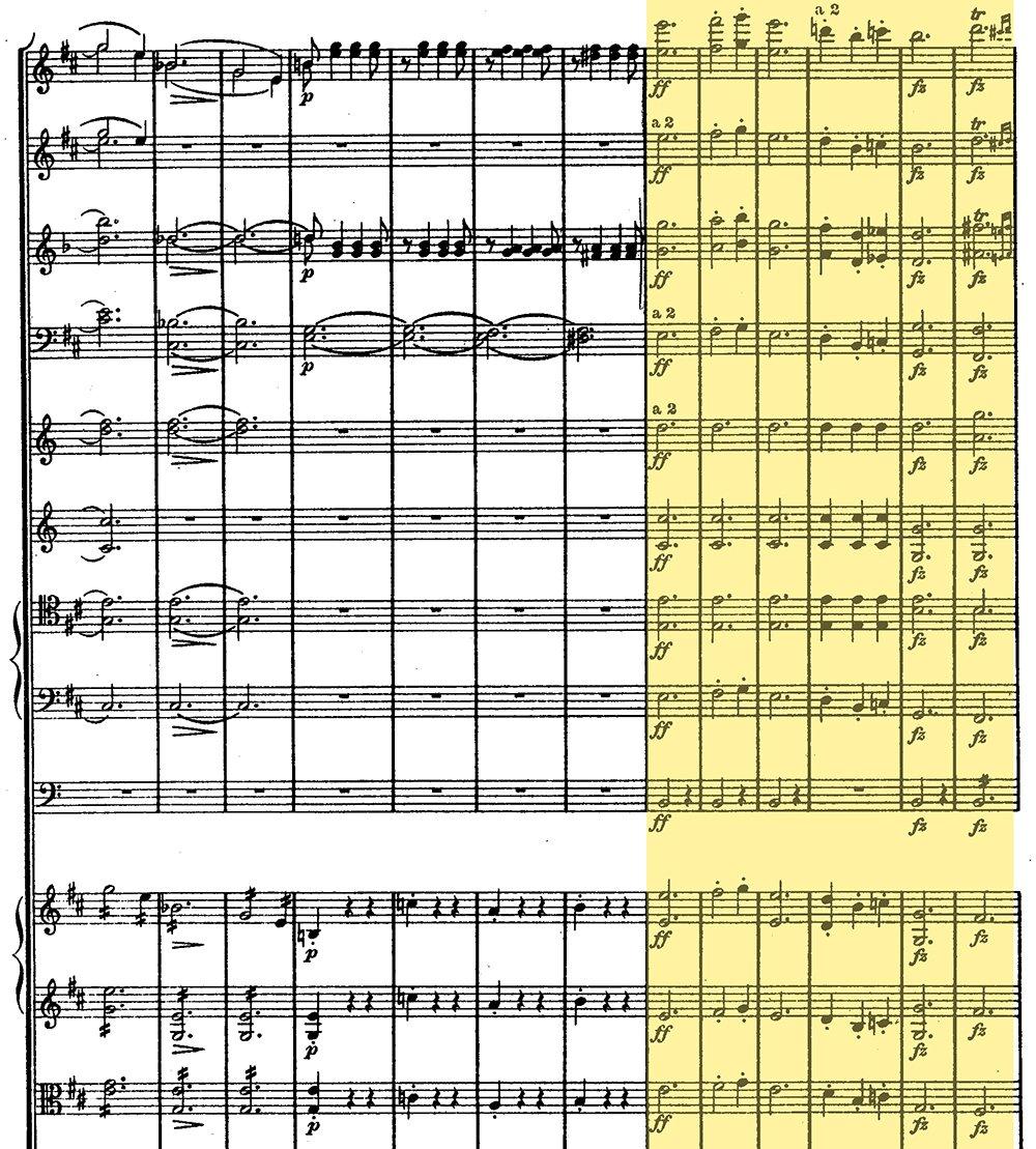 Schubert Unfinished Symphony ex 5