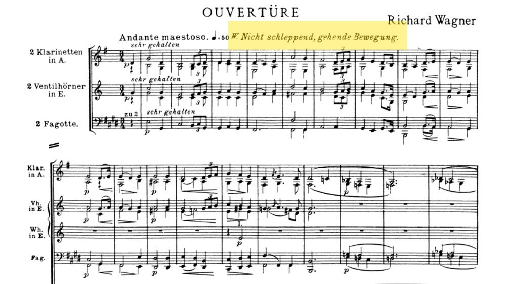 Mozart - Don Giovanni Ouverture analysis ex.1