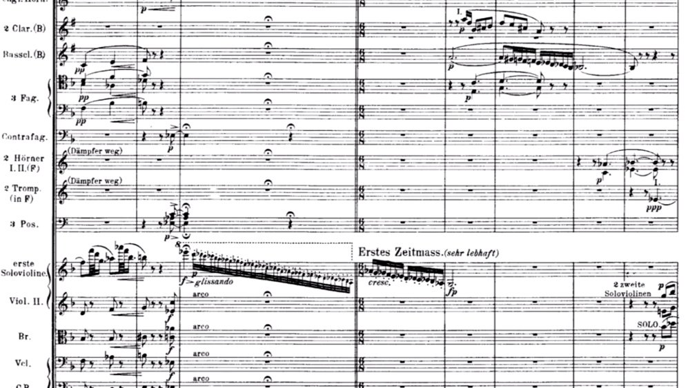 Richard Strauss Till Eulenspiegel ex 24
