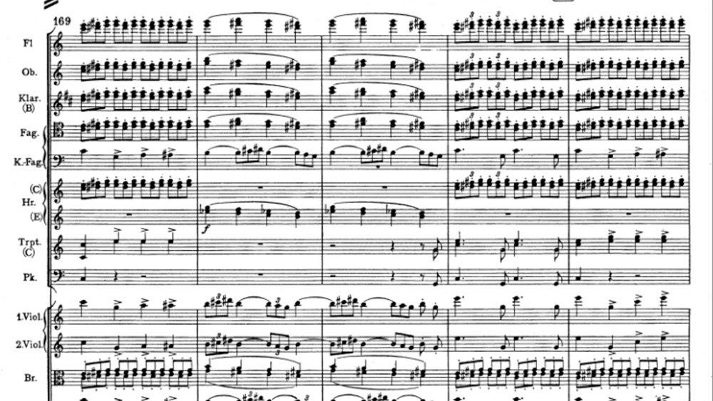 Brahms Symphony 1 Movement 4 analysis ex11
