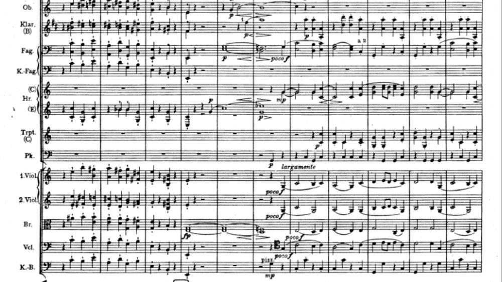 Brahms Symphony 1 Movement 4 analysis ex12