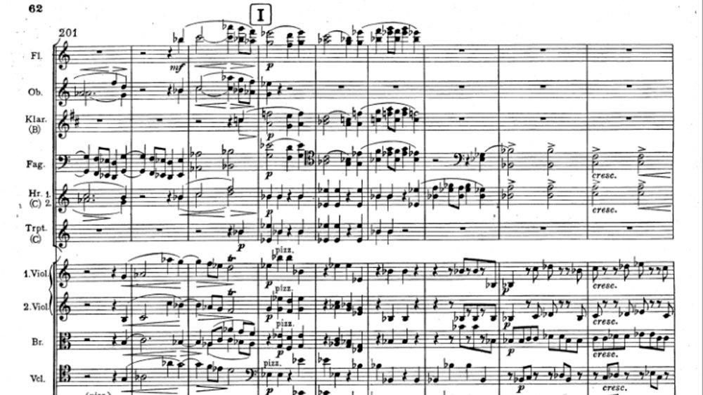Brahms Symphony 1 Movement 4 analysis ex13