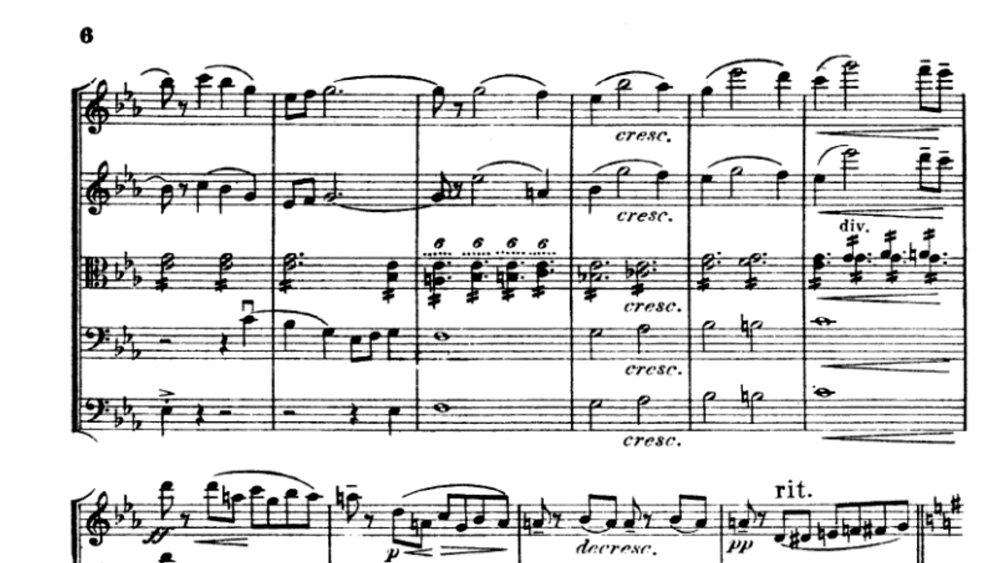 Suk Serenade for strings analysis mov 1 ex 2