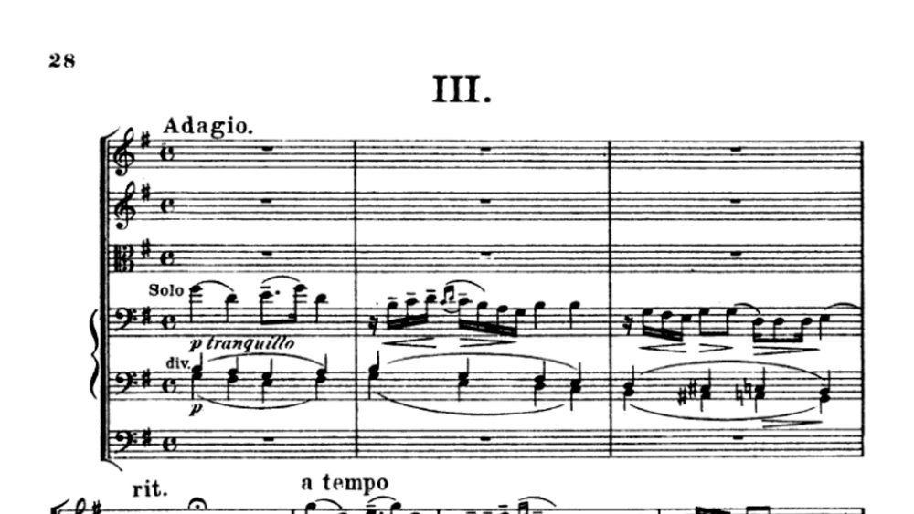 Suk Serenade for strings analysis mov 3 ex 1