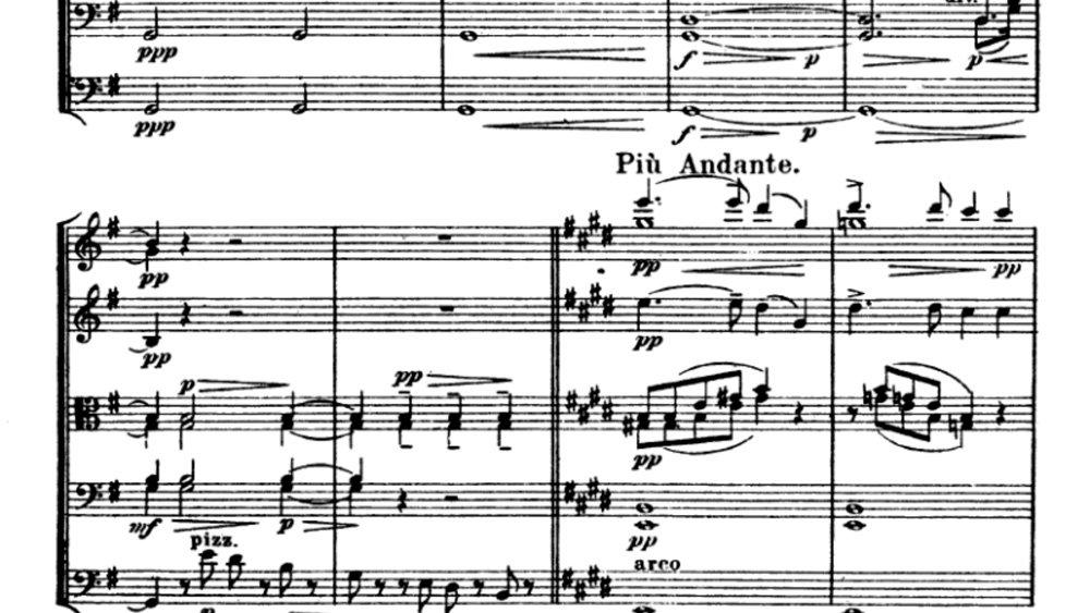 Suk Serenade for strings analysis mov 3 ex 3