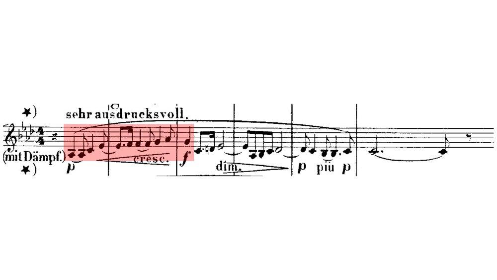 Wagner Parsifal - Prelulde Act 1 Analysis ex1