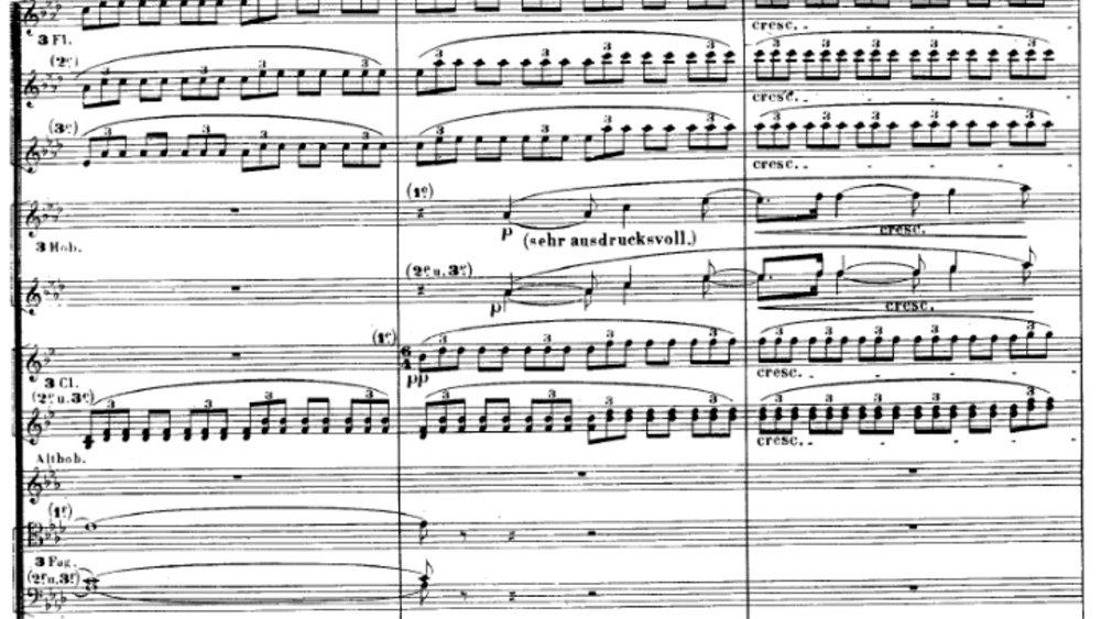 Wagner Parsifal - Prelulde Act 1 Analysis ex5