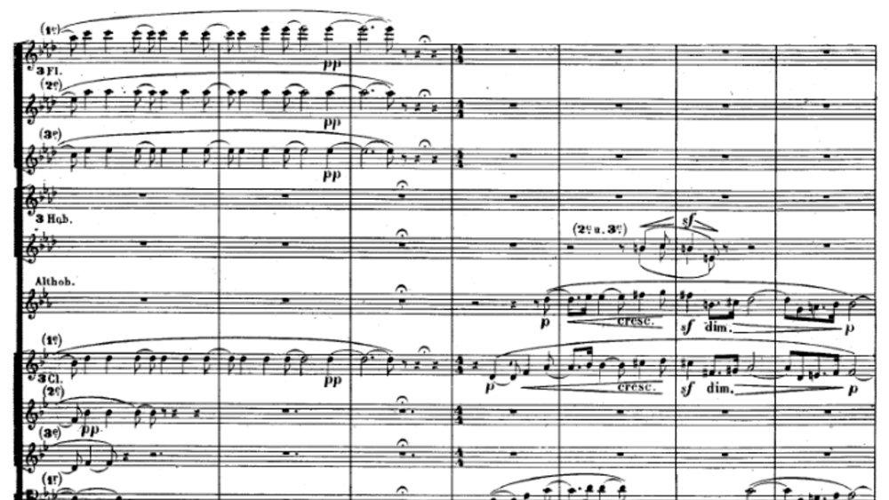 Wagner Parsifal - Prelulde Act 1 Analysis ex7