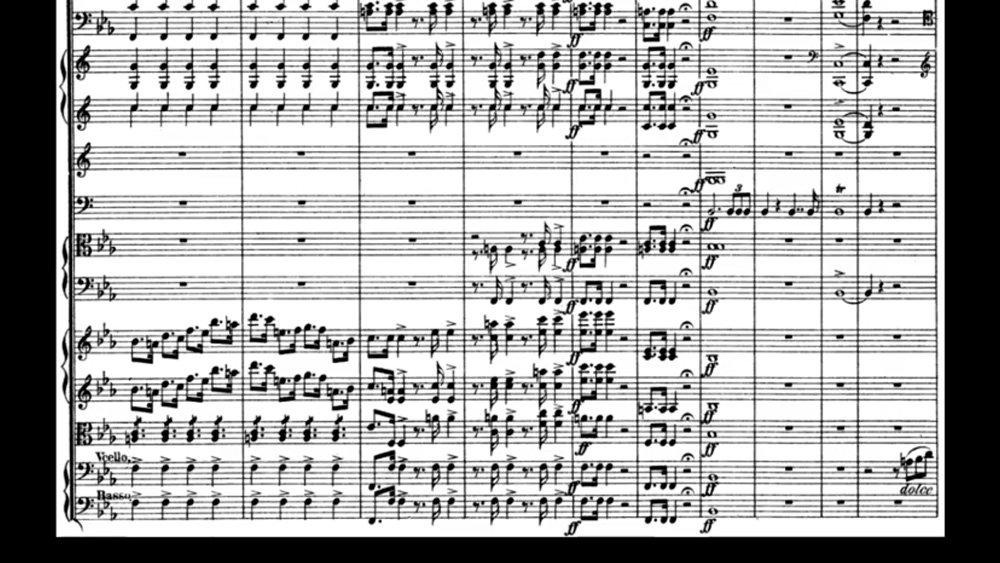 Weber - Euryanthe Overture Analysis ex.5